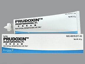 Prudoxin 5 % topical cream