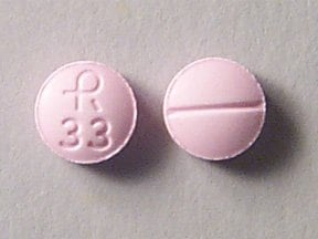 clonazepam 0.5 mg tablet