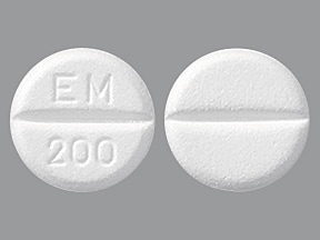 Euthyrox 200 mcg tablet