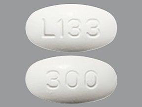 irbesartan 300 mg tablet