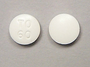Fareston 60 mg tablet