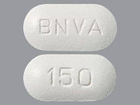 Boniva 150 mg tablet