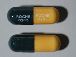 Invirase 200 mg capsule
