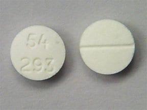 leucovorin calcium 5 mg tablet