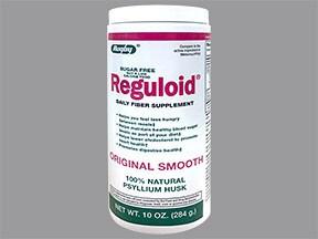 Reguloid (psyllium husk) 3 gram/5.4 gram oral powder