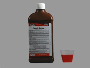 guaifenesin 100 mg/5 mL oral liquid