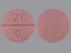 meclizine 25 mg chewable tablet