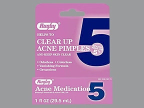 Acne Medication 5 % lotion