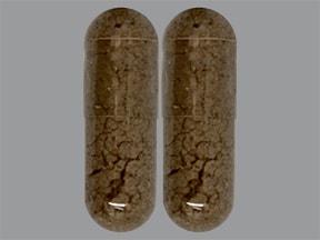 Reguloid (psyllium husk) 0.4 gram capsule