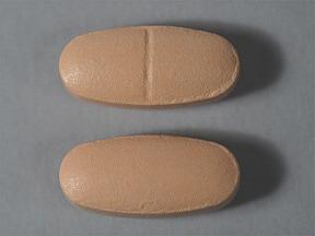 I-Vite 1,000 unit-200 mg-60 unit-2mg tablet