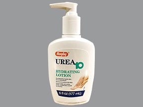 urea 10 % lotion