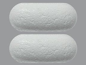 pantothenic acid (vit B5) 500 mg tablet