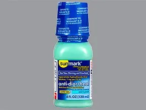 Anti-Diarrheal (loperamide) 1 mg/7.5 mL oral liquid