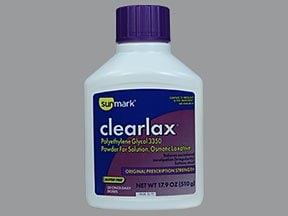 Clearlax Oral : Uses, Side Effects, Interactions, Pictures