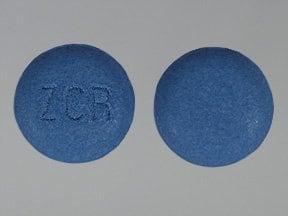 zolpidem ER 12.5 mg tablet,extended release,multiphase