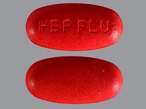 Coricidin HBP 2 mg-15 mg-500 mg tablet