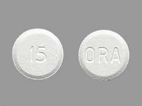 Orapred ODT 15 mg disintegrating tablet