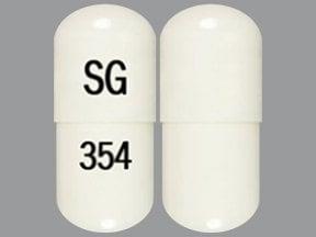 pregabalin 150 mg capsule