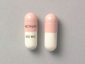 Actigall 300 mg capsule