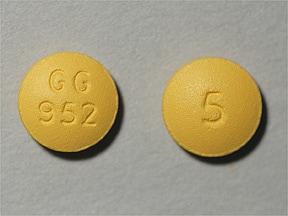 prochlorperazine maleate 5 mg tablet