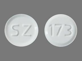 pramipexole 0.125 mg tablet