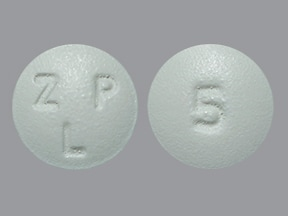 zolpidem 5 mg tablet