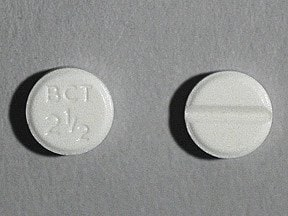 bromocriptine 2.5 mg tablet