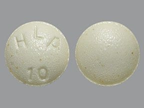 atorvastatin 10 mg tablet