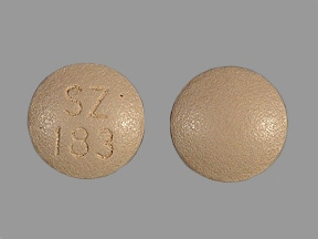 Cafergot 1 mg-100 mg tablet