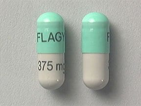 Flagyl 375 mg capsule
