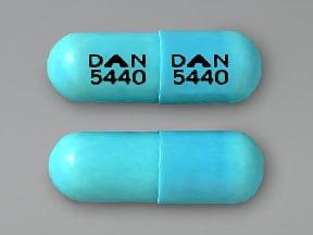 doxycycline hyclate 100 mg capsule
