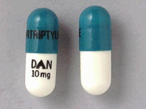 nortriptyline 10 mg capsule