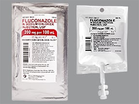 fluconazole 200 mg/100 mL in sod. chloride (iso) intravenous piggyback