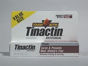 Tinactin 1 % topical cream