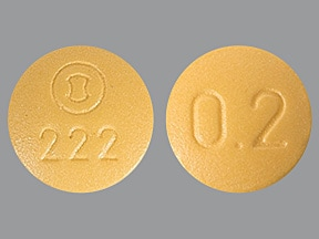 Symproic 0.2 mg tablet