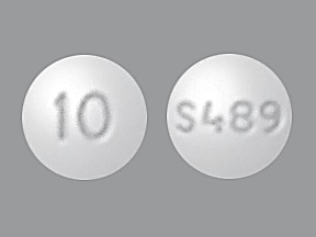 Vyvanse 10 mg chewable tablet