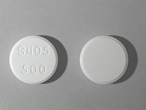 lanthanum 500 mg chewable tablet
