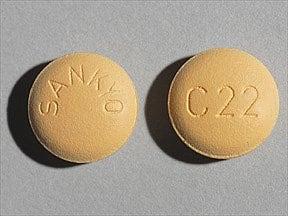 olmesartan 20 mg-hydrochlorothiazide 12.5 mg tablet