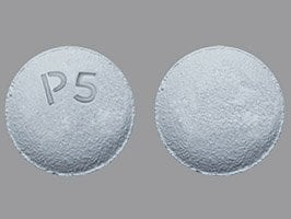escitalopram 5 mg tablet