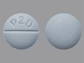 escitalopram 20 mg tablet