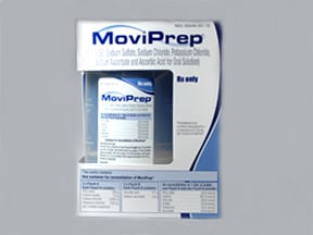 MoviPrep 100 g-7.5 g-2.691 g-4.7 g oral powder packet