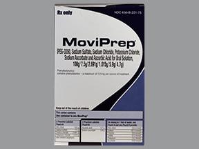 MoviPrep 100 gram-7.5 gram-2.691 gram oral powder packet