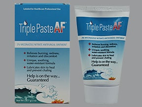 Triple Paste AF 2 % topical ointment