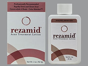 Rezamid 2 %-5 % lotion