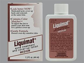 Liquimat 5 % lotion