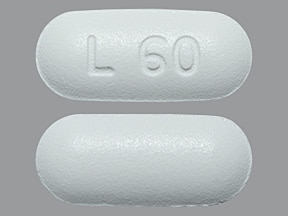 Latuda 60 mg tablet