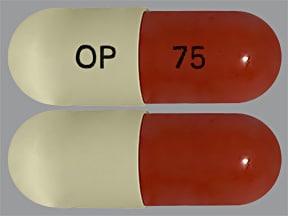 oseltamivir 75 mg capsule