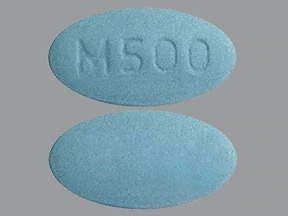 metronidazole 500 mg tablet