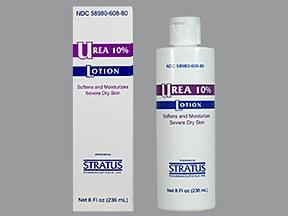 urea 10 % lotion
