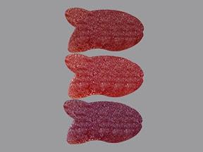 Fish Oil-Vit D3 29 mg-6 mg-133 mg-100 unit chewable tablet